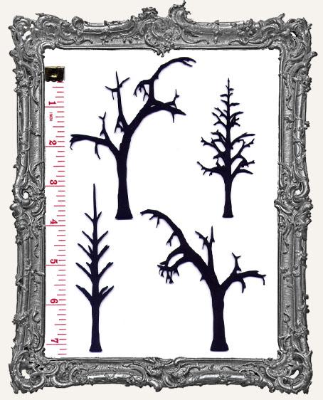 Dead Tree Cut-Outs - Winter Trees