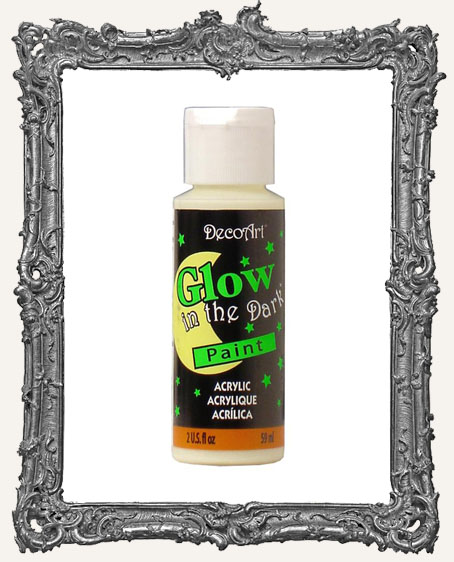 Decoart Glow In The Dark Paint 1oz
