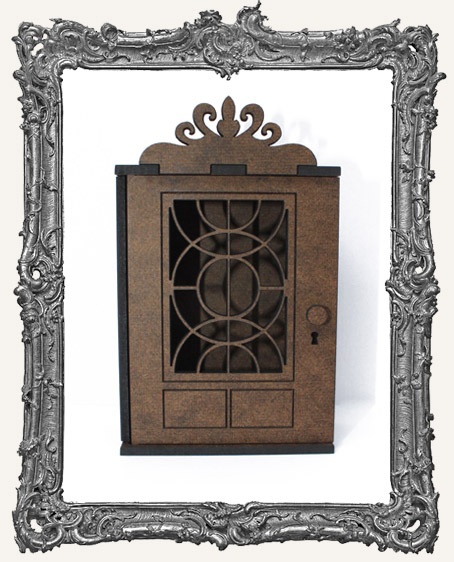 Baroque Door Shrine Kit - ATC Sized