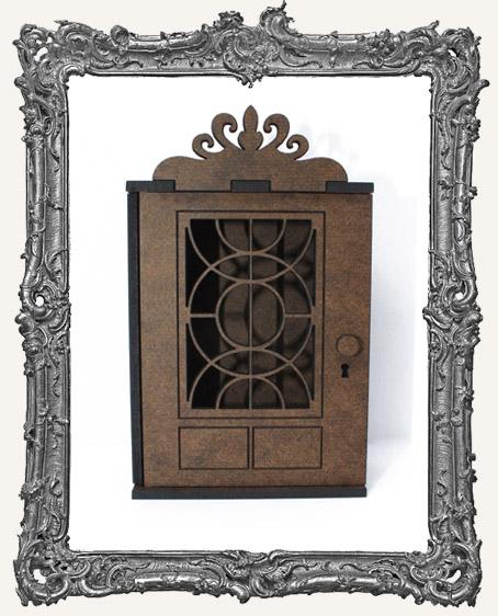 Baroque Door Shrine Kit - ATC Sized
