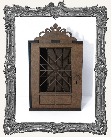 Victorian Door Shrine Kit - ATC Sized