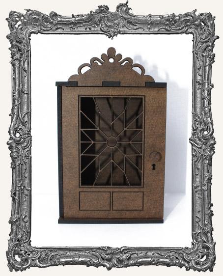 Victorian Door Shrine Kit - ATC Sized