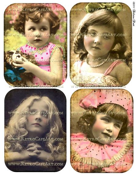Collage Sheet by Debrina Pratt - DP233