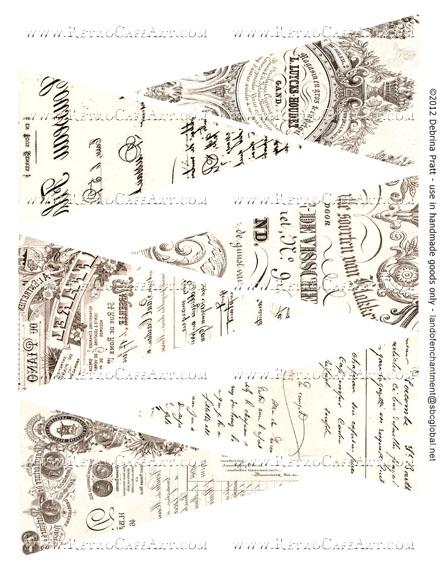 Banner Images Collage Sheet by Debrina Pratt - DP277