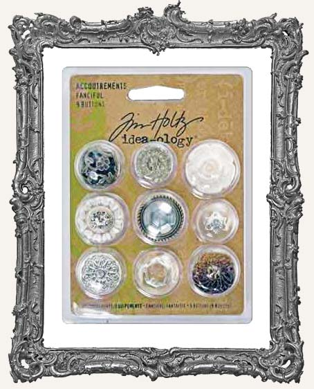 FANCIFUL Accoutrements by Tim Holtz
