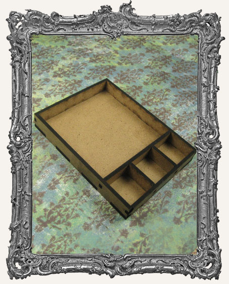 Four Compartment Cubby Hole Shrine Kit - Inchies Fit Cubby Holes