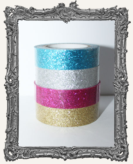 Glitter Tape - 4 Color Choices
