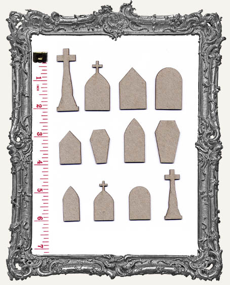 Gravestone Cut-Outs