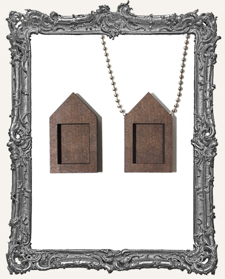 House Shrine Pendant PACK OF 2