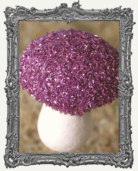 Lilac Purple German Glass Glitter 1 oz.