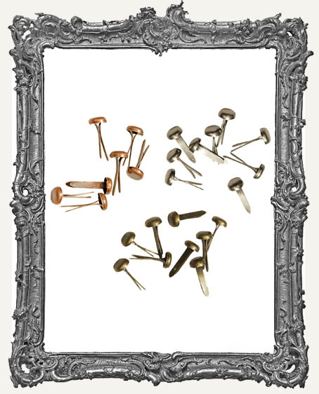 Long Fasteners by Tim Holtz PACK OF 99