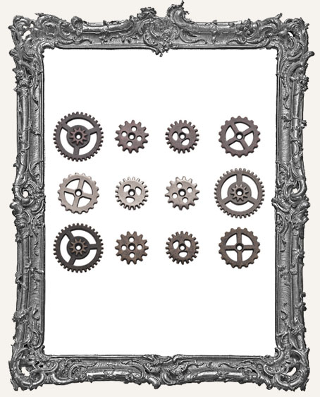 Mini Gears - Tim Holtz Idea-ology