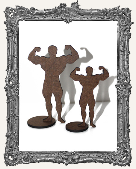 Stand Ups - Circus Muscle Man