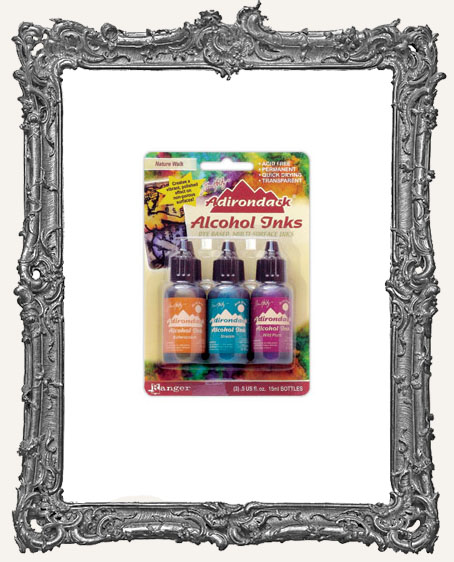 Alcohol Ink Kit - Nature Walk