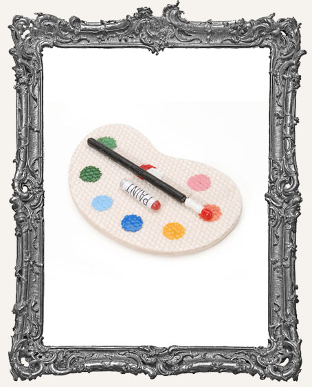 Mini Artist Painters Palette