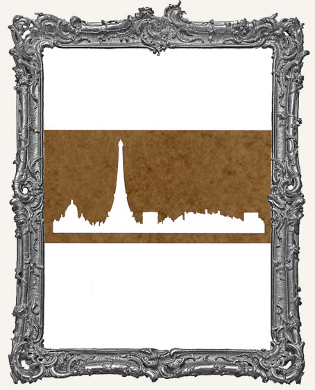 LARGE Paris Skyline