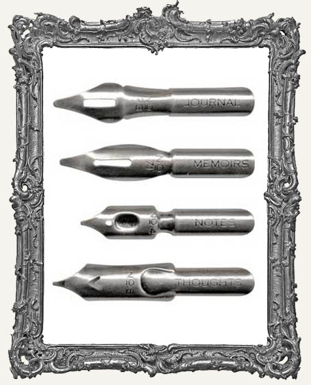 Pen Nibs by Tim Holtz