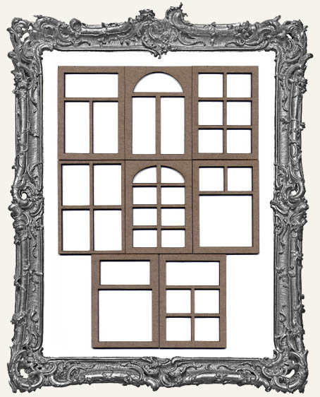 ATC Frame - Set of 8 WINDOWS