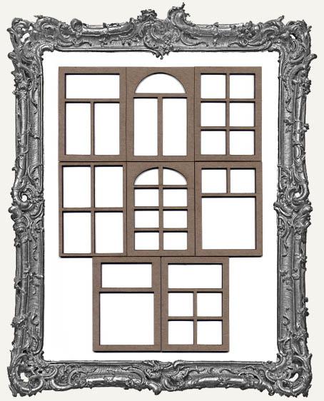 ATC Frame - Set of 8 WINDOWS