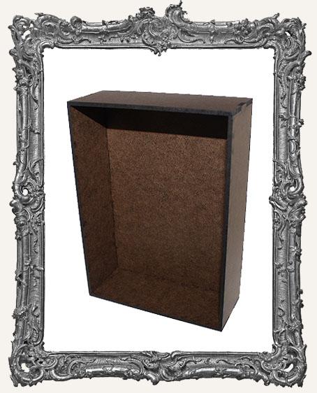 Basic Shadowbox Shrine Kit 2 Inch Deep - 5 x 7 Inch