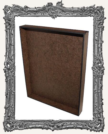 Basic Shadowbox Shrine Kit 1 Inch Deep - 8 x 10 Inch