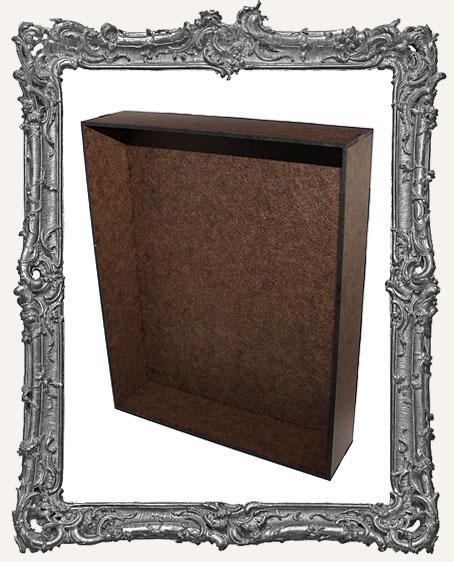 Basic Shadowbox Shrine Kit 2 Inch Deep - 8 x 10 Inch