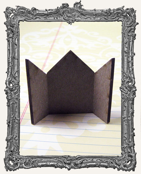 Shelf Shrine Package of 2 Pointed Style SMALL