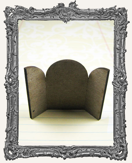 Shelf Shrine Package of 2 Rounded Style SMALL