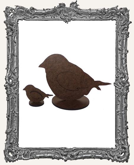 Stand Ups - Birds