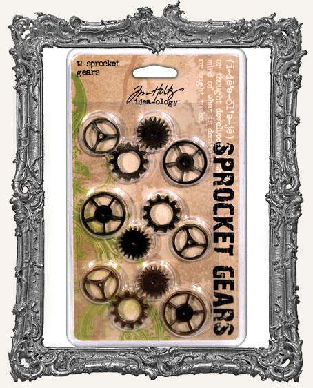 Sprocket Gears PACK OF 12