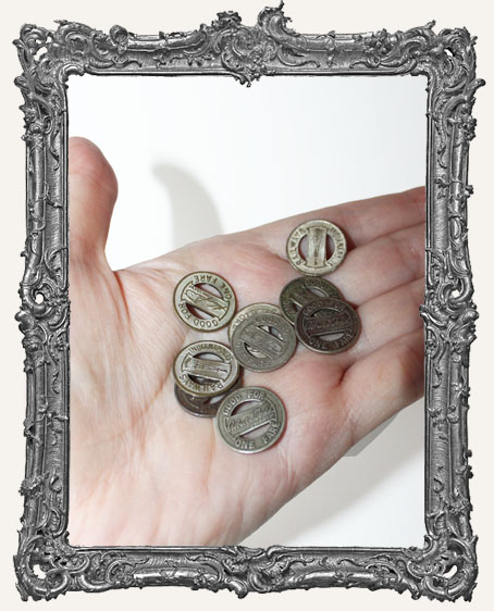 Vintage Railways Token - 1 Token