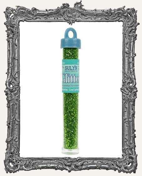 Sulyn Glitter .6oz Tube Lime