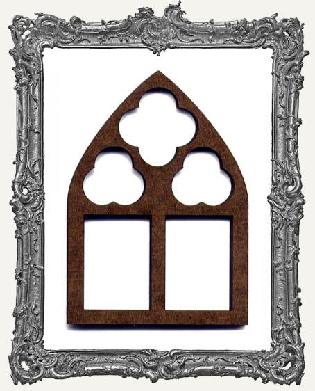 ATC Arch - Trefoil Gothic Arch Window