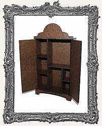 Wardrobe Curiosity Cabinet Shrine Kit