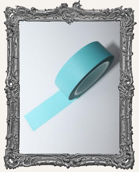 Washi Tape - Solid Aqua
