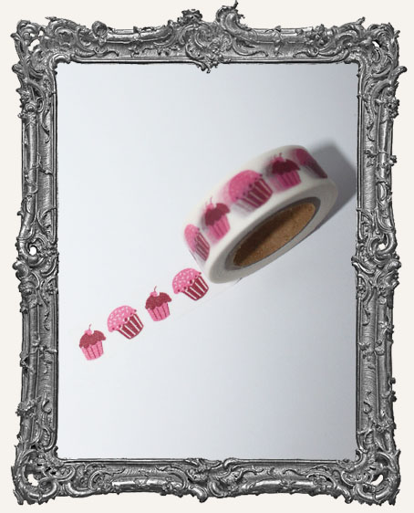 Washi Tape - Cupcake