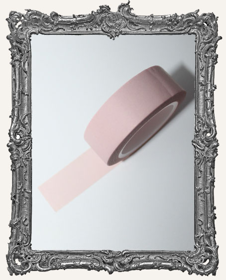 Washi Tape - Solid Pale Pink