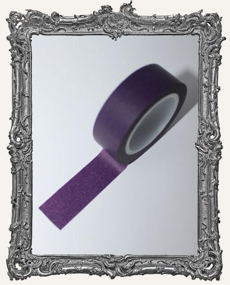 Washi Tape - Solid Purple