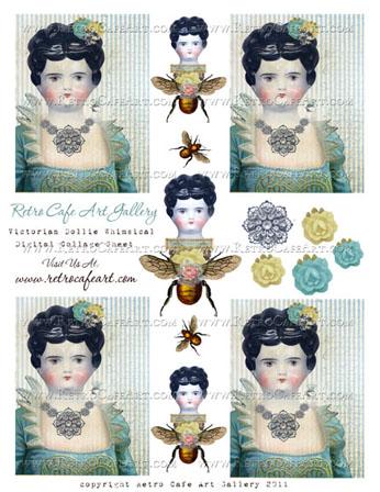Victorian Dollie