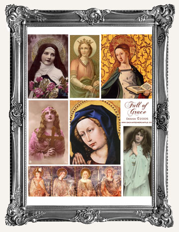 ANGELS and RELIGIOUS ICONS