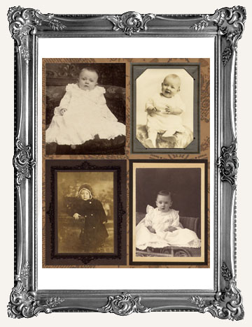 CABINET CARD PHOTOS
